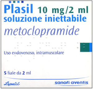 plasil 10mg su 2ml